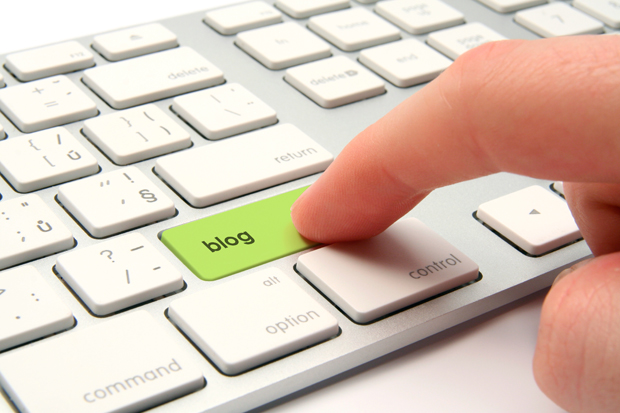 Blog content - Internet marketing