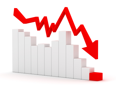 Graf sa putanjom prema dolje