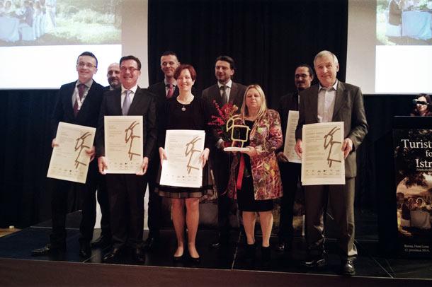 Nagrađeni sudionici dodjele nagrada Zlatna koza – Capra d'oro