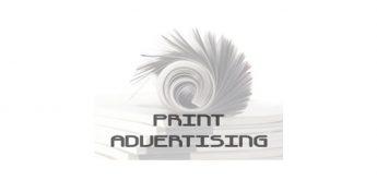 Tiskovno oglašavanje
