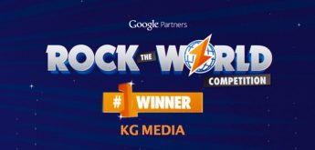 KG Media - pobjednik Google Rock the World 2015 natjecanja