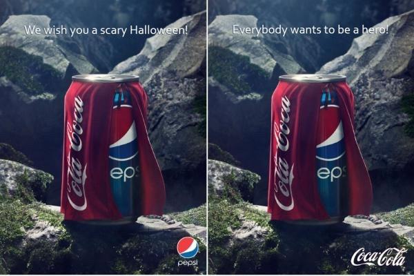 Subliminalno oglašavanje - Pepsi