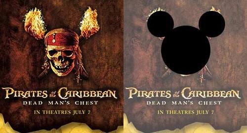 Subliminalno oglašavanje - Pirati