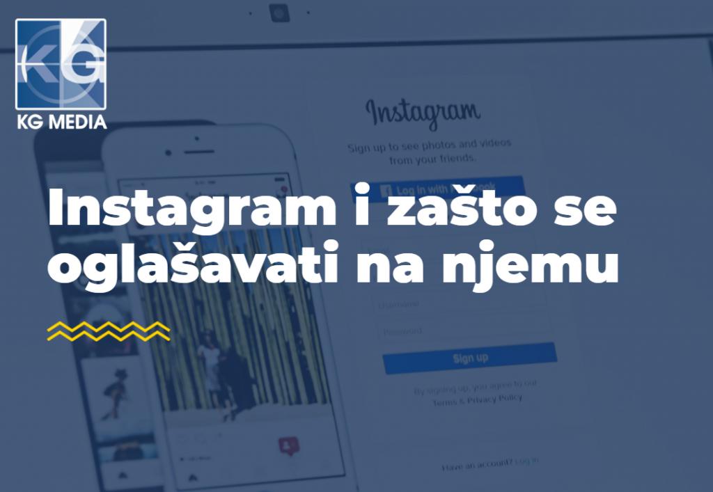 Instagram i zašto se oglašavati na njemu