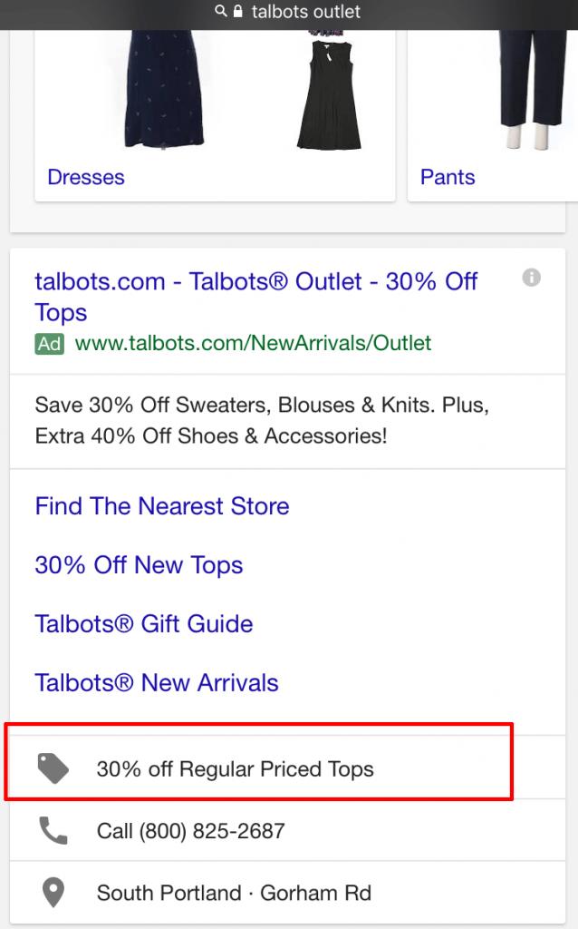 Google Ads proširenje za promociju