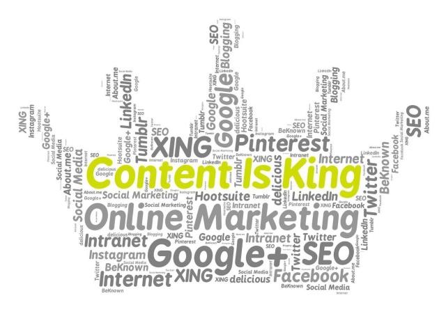 Kvalitetan i koristan sadržaj najvažnija je stvar koju možete ponuditi svojim klijentima.