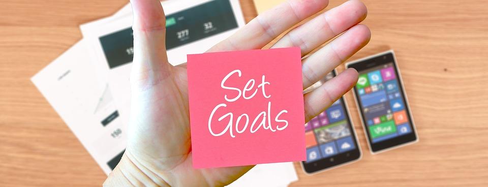 odredite ciljeve vaše web stranice